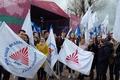 Студенты ЮФУ отметили годовщину воссоединения Крыма с Россией