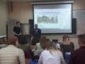 В Институте социологии и регионоведения прошла встреча студентов с представителями Научно-образовательного центра «Бирюч» (г. Белгород)