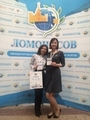 Стажеры-исследователи ИСиР ЮФУ приняли участие в молодежном научном форуме «Ломоносов-2018»