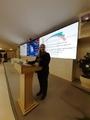 Доклад сотрудника ИСиР на I Евразийском аналитическом форуме «ЕАЭС: опыт, проблемы, приоритеты развития и безопасности (к 5-летию образования)»
