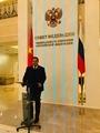Заседание Совета по межнациональным отношениям и взаимодействию с религиозными объединениями при Совете Федерации РФ