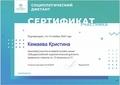 Студенты ИСиР ЮФУ приняли участие во Всероссийском социологическом диктанте