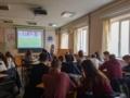 Институт социологии и регионоведения принял участие в международной акции «16 дней против насилия»